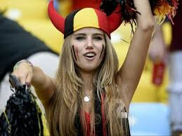 supportrice belgique