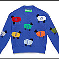 benetton pull moutons 6