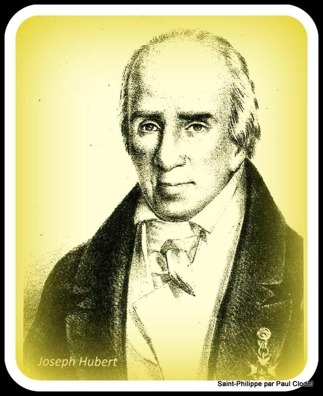 L'Histoire de St-Philippe- Joseph Hubert