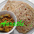 Sabayaad - somalian flat bread