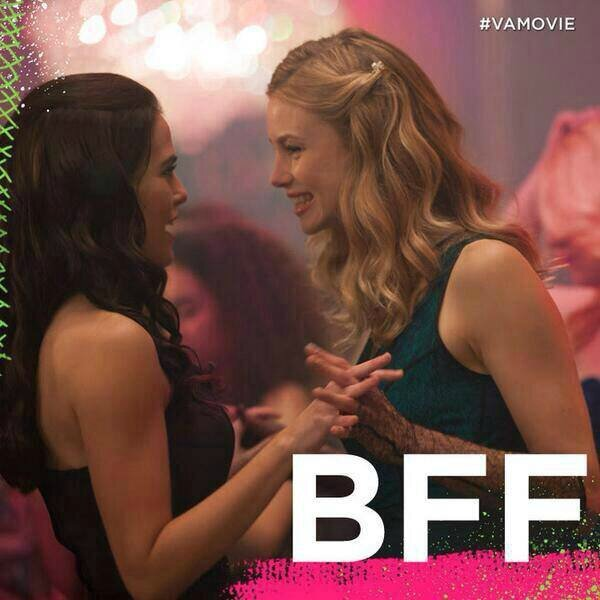 Lissa and Rose Best Friends Forever Vampire Academy movie