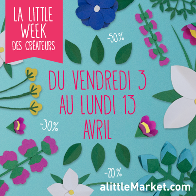 encart little week ALM