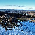 Moncrieffe hill, perthshire