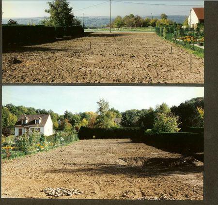 terrain nu en 1996