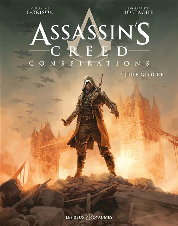 assassin's creed conspirations 01 die glocke