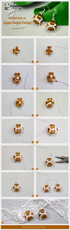 4-PandaHall-Ideas-on-Square-Beaded-Earrings