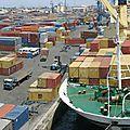 Plus de 600 containers sortis du port pour des ventes aux enchères