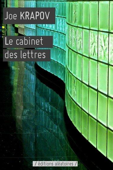 Joe Krapov - le cabinet des lettres