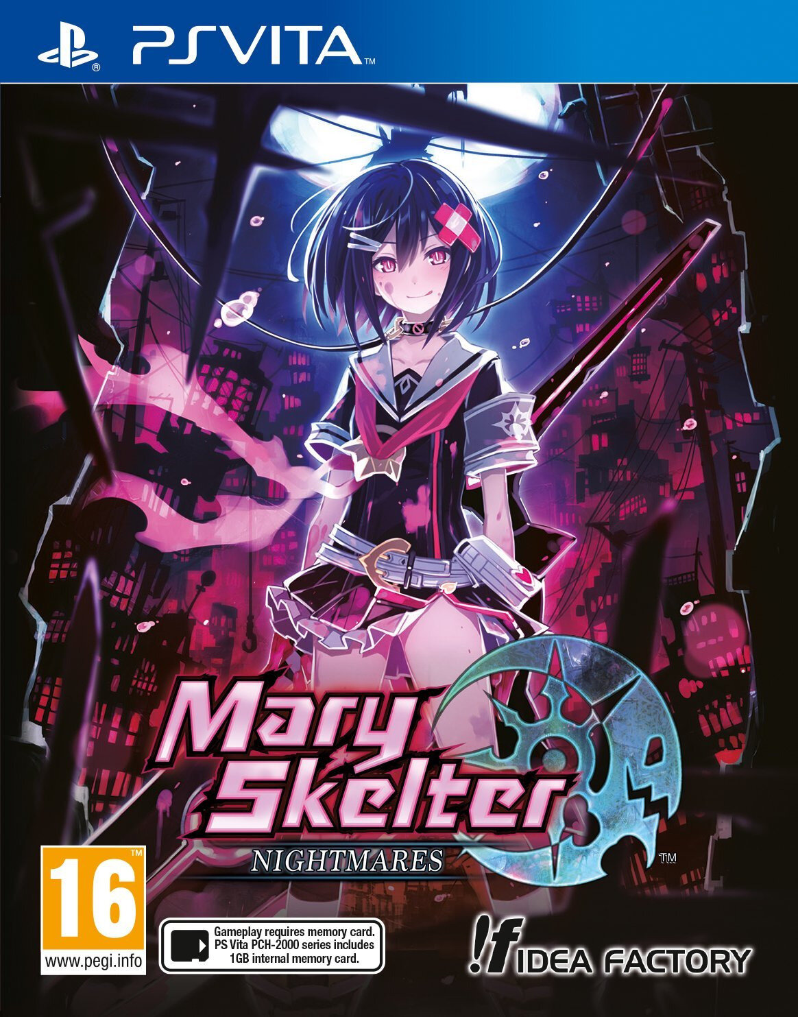 Test : Mary Skelter : Nightmares