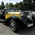 Bugatti type 55 roadster replica