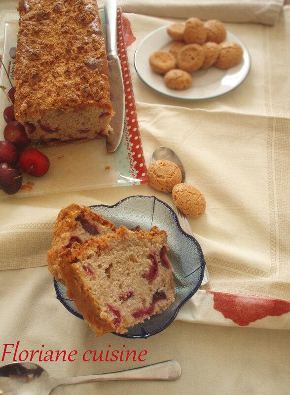 cake cerises 2