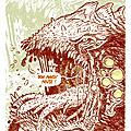 Monster anniv' for mewie fish the artist ! ;)