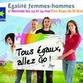 2éme biennale egalité femmes-hommes