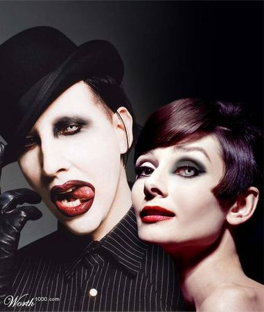 Marilyn_Manson_and_Audrey_Hepburn