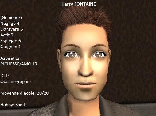 Harry Fontaine