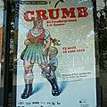 Robert crumb : de l'underground à la genèse.