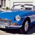 MG - MG B Cabriolet - 1969