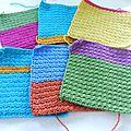 Carrés Crochet 9
