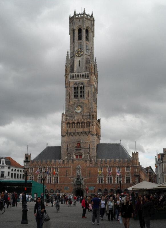 Beffroi Bruges_etsionjasait