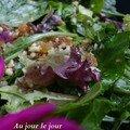 Salade fruits secs