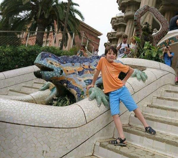 fan de Gaudi