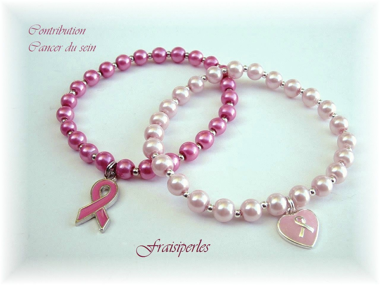 contribution cancer du sein bracelet