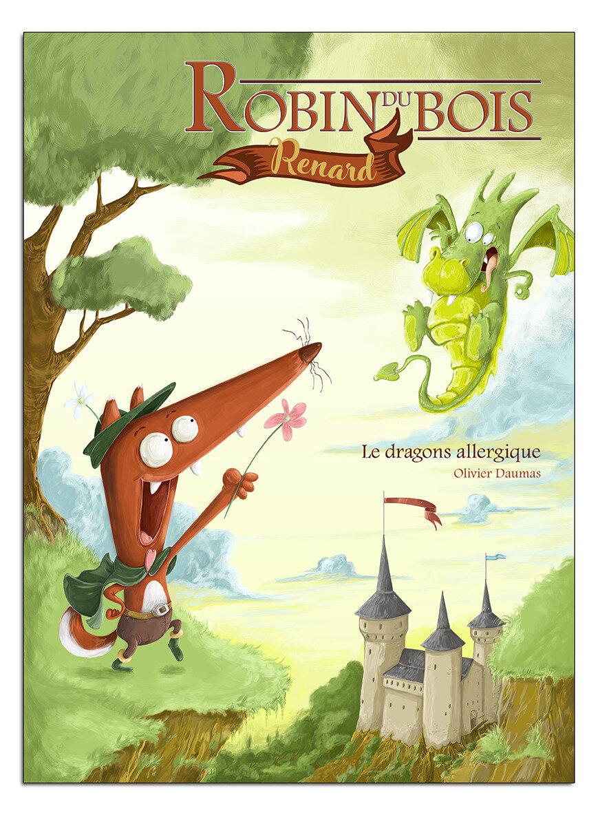 Recherche de couverture pour Robin du Bois Renard