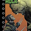 marvel deluxe ultimate wolverine vs hulk