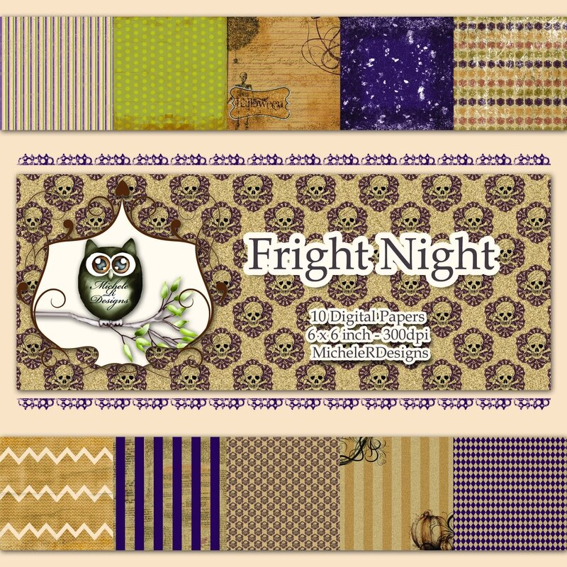 Fright Night Front Sheet