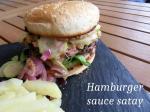 hamburger sauce satay1