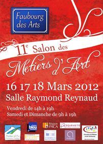 flyer salon Roquevaire2012