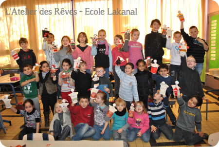 Ecole lakanal photo de groupe