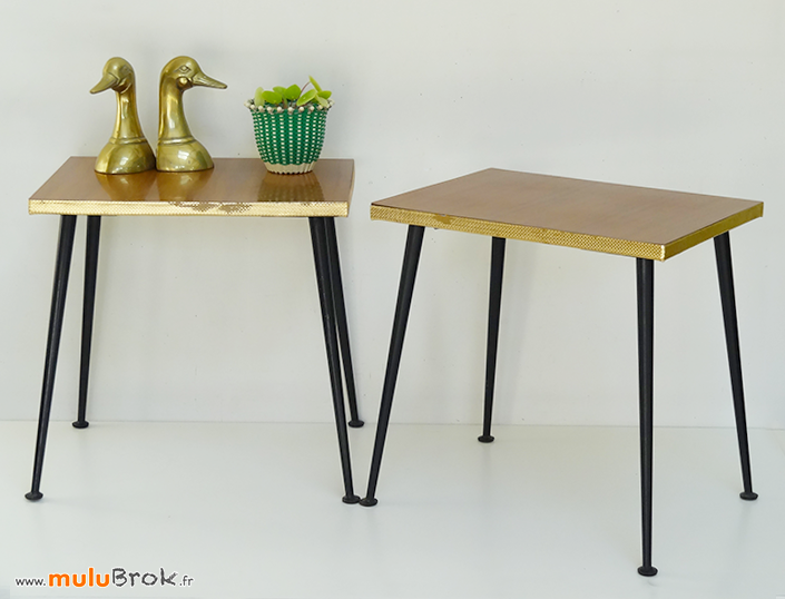 TABLE-CHEVET-PIEDS-METAL SIF-4-muluBrok-Vintage
