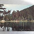 Vexaincourt - lac de la Maix