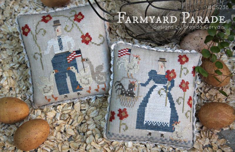 farmyard parade