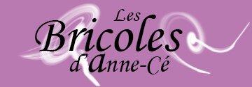 Les Bricoles d'Anne-Cé