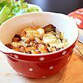 Cocottes de pommes de terre au thym, gratinées au gouda vieux