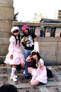 voyage tokyo 2004 Harajuku Cosplay 002