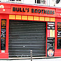 Bull's brothers paris bar