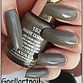 mauve grisé mavala