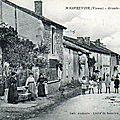 1917-10-18 - Mauprevoir-grande-rue