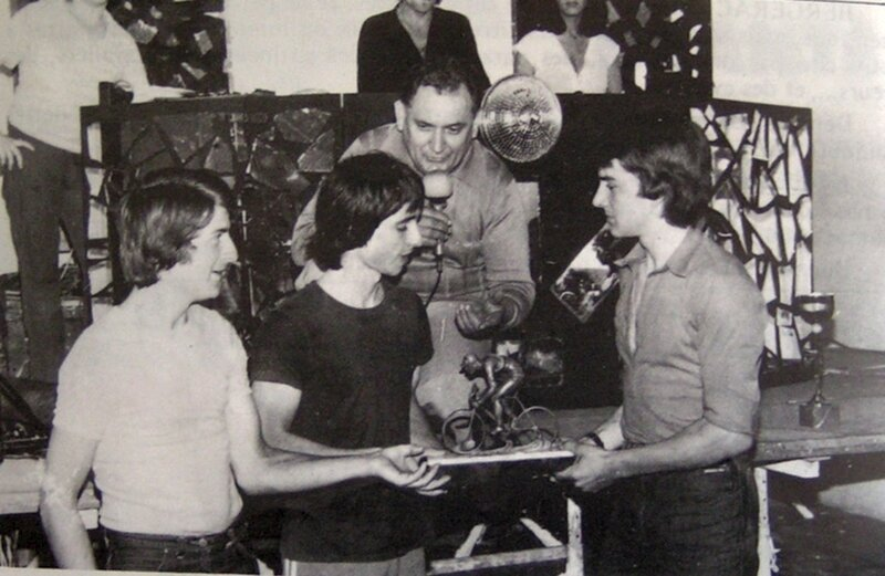 1977 VCB AG LADOUZE, Delord, Marchive et Fossard