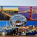 999 USA San Francisco - écrite