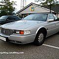 Cadillac seville (1992-1997) (Rencard du Burger King aout 2009) 01