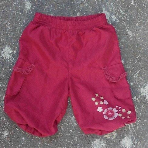 pantalon poches dentelle