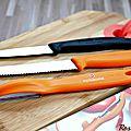 Victorinox met du style en cuisine avec ses couteaux ! {3 couteaux/accessoires à gagner !}
