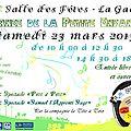 Grande journée de la petite enfance samedi 23 mars à la salle des fêtes de la gacilly