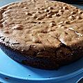 Gâteau chocolat thermomix