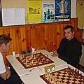 Tournoi intérieur Les Arcs-sur-Argens 2008 R1 (6) Denis Vaute et Stéphane Bidet