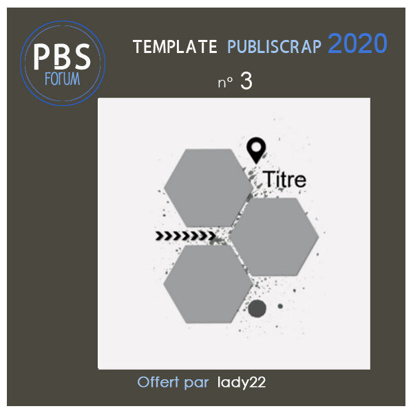 2020-3 - Template PBS by Lady 22